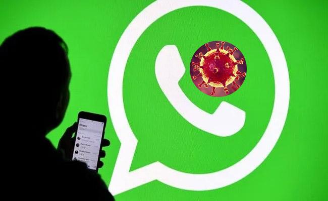oronavirus whatsapp number