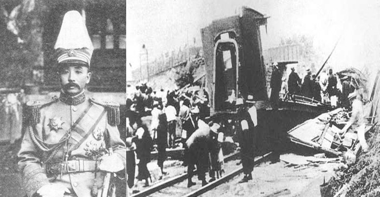 In the past today: the carnage in China, President's assassination in train blast