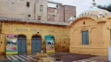 convert gurdwara into mosque,