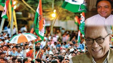 तांत्रिकों के सहारे चुनाव लड़ेगी कांग्रेस