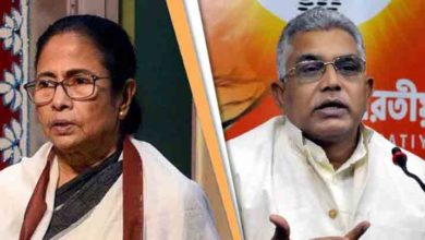 dilip ghosh and mamta banerjee
