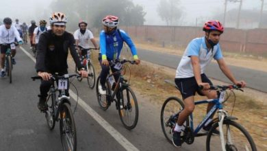maitri cycle rally