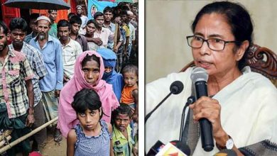 mamta banerjee and rohingya