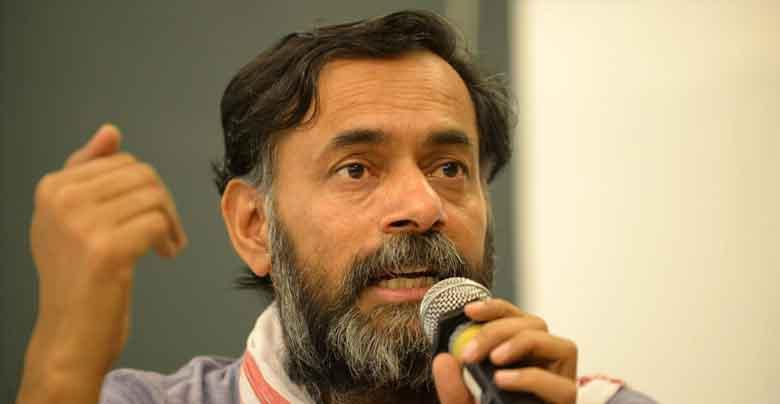 yogendra yadav statement