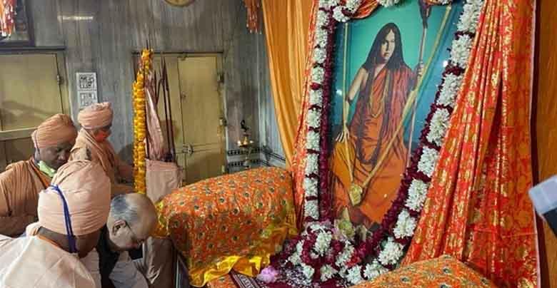 bharat sewashram sangh me amit shah