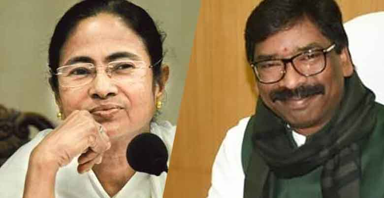 Hemant of Jharkhand can support Mamta of Bengal