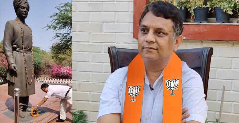 JNU professor and students enter politics
