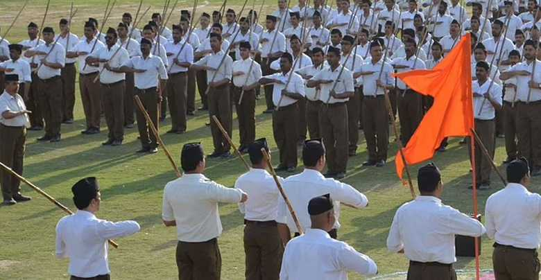 RSS engaged in service work during Corona crisis