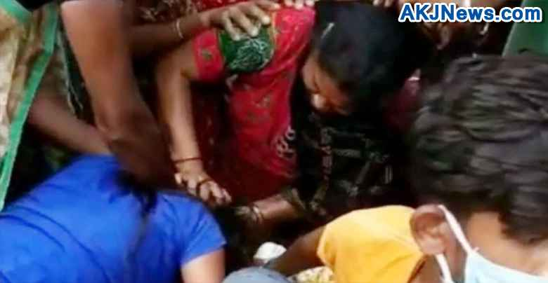 Girl got married with dead body in West Bengal