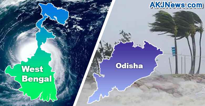 effect of yaas in west bengal and odisha