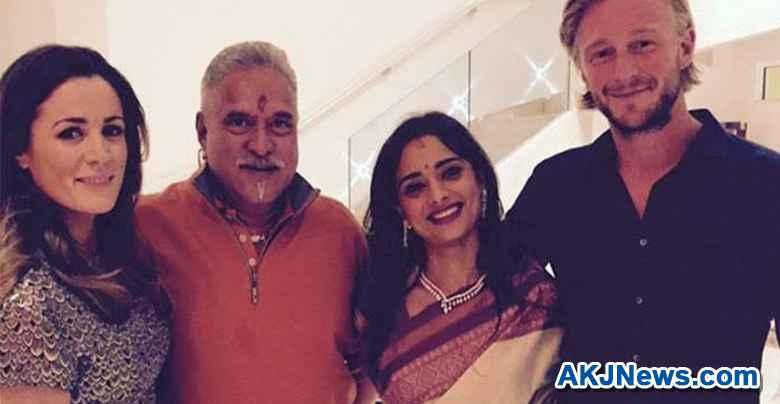 is vijay mallya married