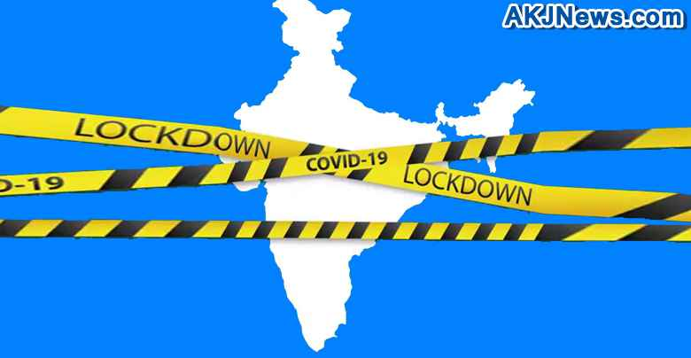 lockdown extended in states