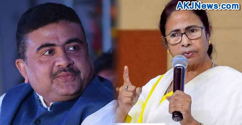 mamata will not attend the meeting in the presence of suvendu adhikari
