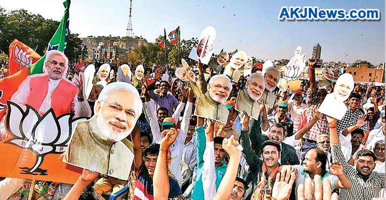 modi is very popular, said prashant kishore