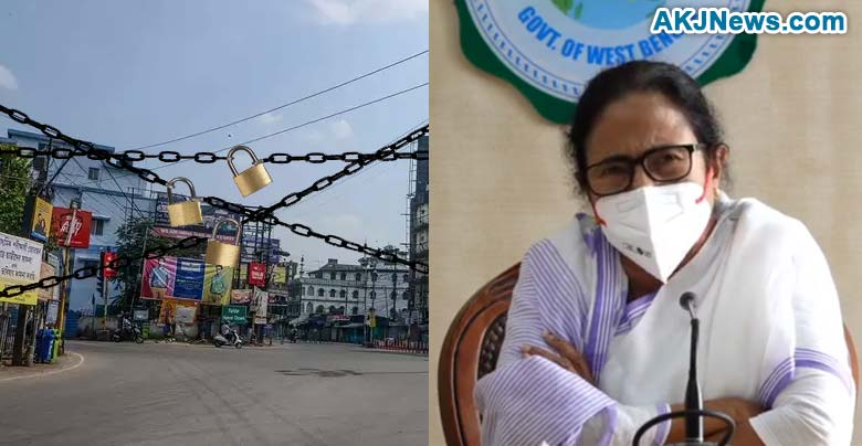 new locdown rules in west bengal