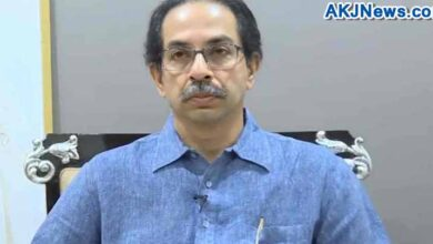 Uddhav Thackeray's taunt on the central government