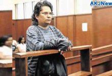 mahatma gandhi's great grand daughter arrested