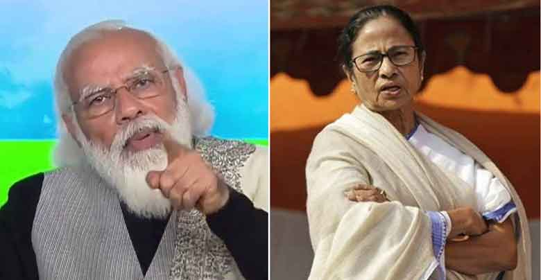 Modi government in preparation for action on CM Mamta's advisor