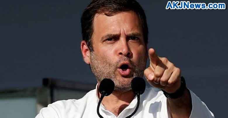 rahul gandhi questioned center about the vaccine
