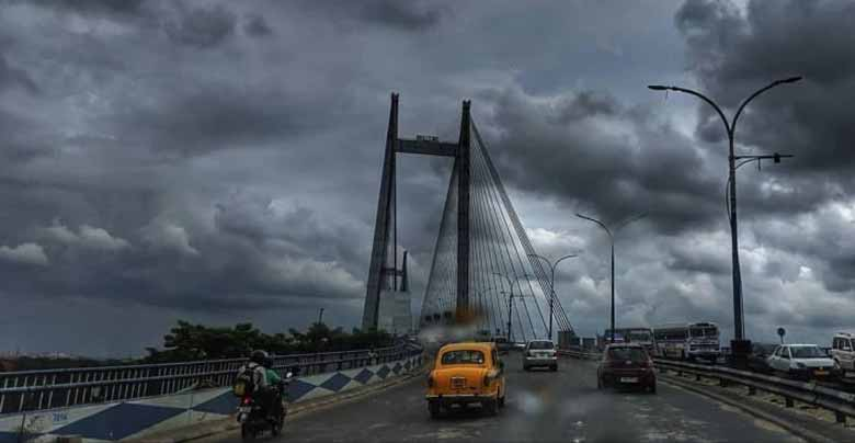 yellow alert in many districts of west bengal