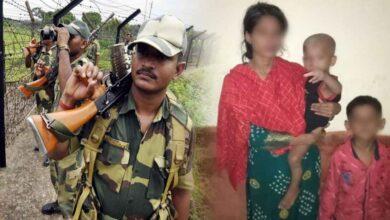 BSF-jawans-foiled-Bangladeshi-woman's-attempt-to-cross-the-border