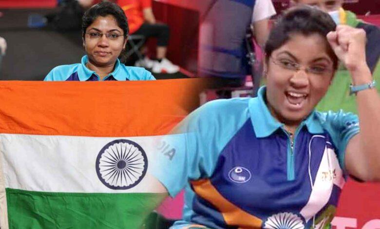 Bhavina-Patel-won-silver-in-Tokyo-Paralympic