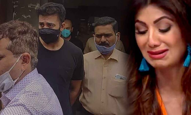 effect-of-raj-kundra's-arrest-in-shilpa's-life