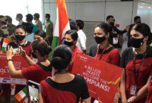grand ceremony for olympians in delhi ashoka hotel