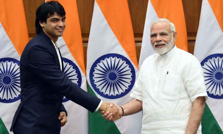 how much government spent on neeraj chopra