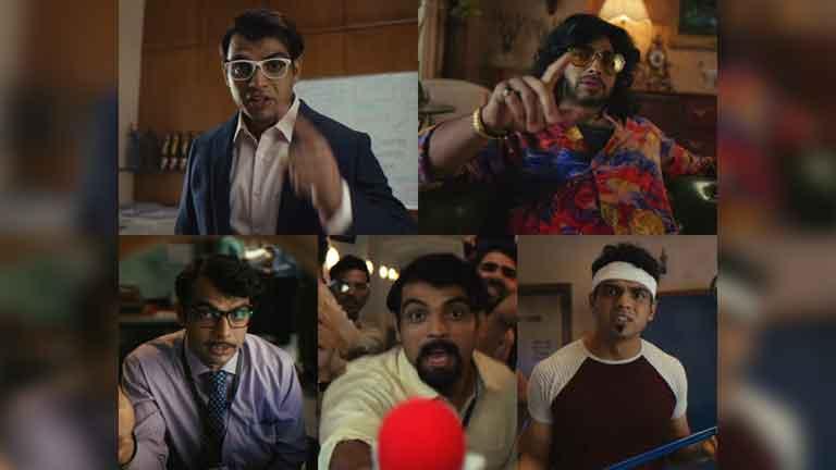 Neeraj-Chopra's-first-Ad-Film