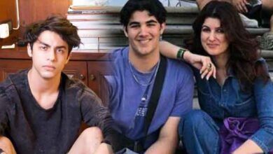Akshay-Kumar's-wife-Twinkle-Khanna-came-out-in-support-of-Aryan-Khan