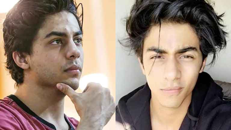 Police-officer-suspended-because-of-taking-selfie-with-Aryan-Khan