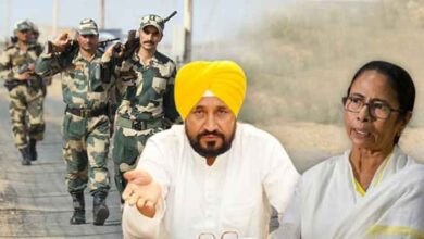 Punjab and Bengal is uneasy due to the increasing strength of BSF in the border areas