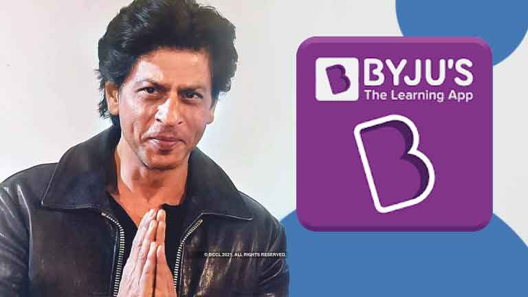 Shahrukh-khan-BYJU's