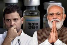 congress-not-happy-with-100-crore-vaccination